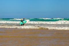 australiensiska surfarear Royaltyfri Fotografi