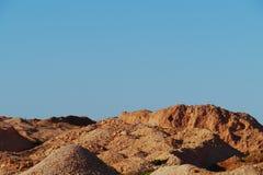 Australier som bryter med färgrika kullar Royaltyfri Fotografi