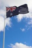 australijczyk 2 flagę Zdjęcia Stock
