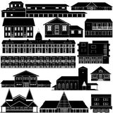 Australijczyk Architecture-5 Obraz Royalty Free