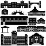 Australijczyk Architecture-6 Obraz Stock