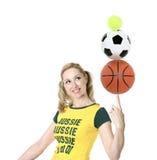 australijczyk sporty. obrazy stock