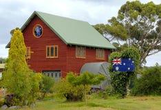 australijczyka dom Zdjęcia Stock