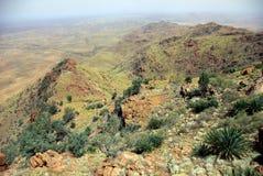 australijczyka krajobraz Fotografia Royalty Free