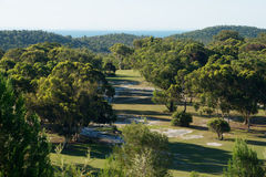australijczyka krajobrazu Obraz Royalty Free