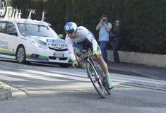 Australijczyka Michael Matthews cyklista Obrazy Stock