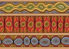 Australijczyka wzór Zdjęcie Stock