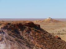 Australijska Breakaways rezerwa Fotografia Royalty Free