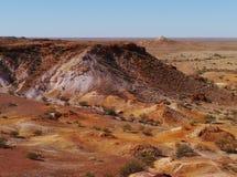 Australijska Breakaways rezerwa Obrazy Stock