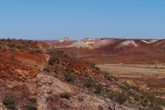 Australijska Breakaways rezerwa Obraz Stock