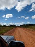 australijska droga Obraz Stock