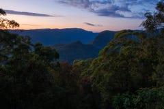 Australijska natura Fotografia Royalty Free