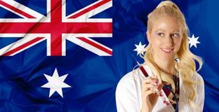 Australijska opieka zdrowotna Obraz Stock