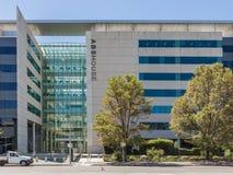 Australijski biuro statystyki Canberra fotografia stock