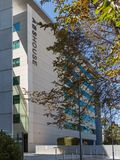 Australijski biuro statystyki Canberra obrazy royalty free