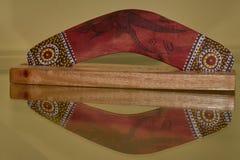 Australijski bumerang Obrazy Stock