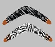 Australijski bumerangu wektor Zdjęcie Royalty Free