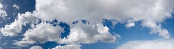 australijski cloudscape zdjęcia stock