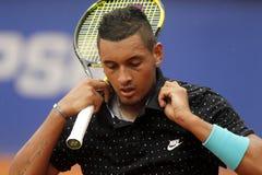 Australijski gracz w tenisa Nick Kirgios Zdjęcia Stock