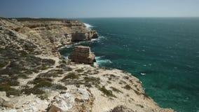 Australijski korala wybrzeże zdjęcie wideo