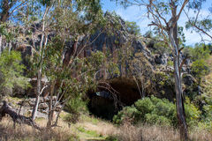 Australijski krajobraz Obrazy Stock
