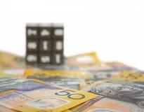 Australijski pieniądze zdjęcie royalty free