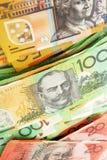 australijski pieniądze Obrazy Stock