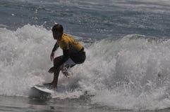 australijski surfingowa sola Bailey Zdjęcia Stock