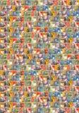 australijski tło pieniądze opończy Obrazy Royalty Free