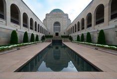 Australijski Wojenny pomnik w Canberra zdjęcie stock