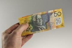 australijskiej waluty Obraz Stock