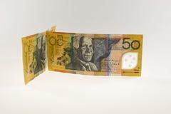 australijskiej waluty Obrazy Stock