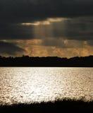 Australind河 库存照片