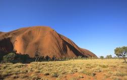 Australisch binnenland stock foto