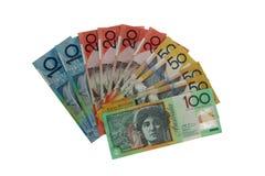 Australisch geld Stock Fotografie