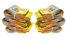 Australisch Geld Royalty-vrije Stock Fotografie