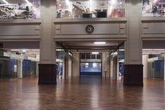 Australisch historisch commercieel binnenland Royalty-vrije Stock Afbeelding