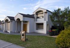 Australisch huis Stock Afbeeldingen