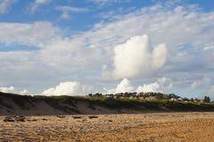 Australisch strand Stock Foto's