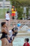 Australische Badmeesters Stock Fotografie