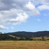 Australische bergen Royalty-vrije Stock Foto