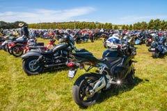 2013 Australische de Motorfietsgrand prix van Tissot Royalty-vrije Stock Foto's