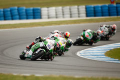 2014 Australische de Motorfietsgrand prix van Tissot Royalty-vrije Stock Afbeeldingen