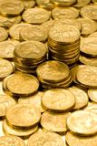 Australische de Muntstukken van de Dollar Royalty-vrije Stock Afbeeldingen