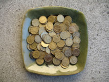 Australische Dollar 1 Royalty-vrije Stock Foto's