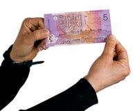 Australische dollar Stock Fotografie