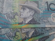 Australische Dollar Stockfotos