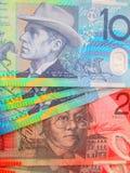 Australische Dollar Lizenzfreies Stockfoto