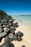 Australische Küste während des Tages Lizenzfreie Stockfotografie