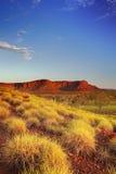 Australische Landschaft in Nationalpark Purnululu, westlichesaustral Lizenzfreies Stockbild